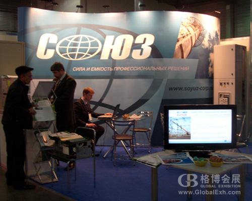 2011年乌克兰电子及电力产品展成功出展