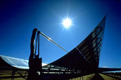 欧洲能源市场将拓展到北非太阳能风电领域