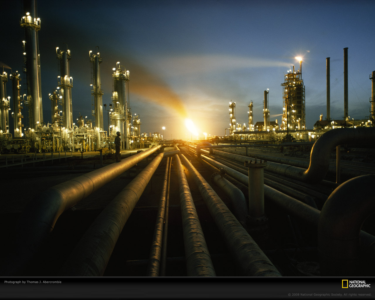 沙特加强电力基础设施建设 中东国家大力发展能源产业