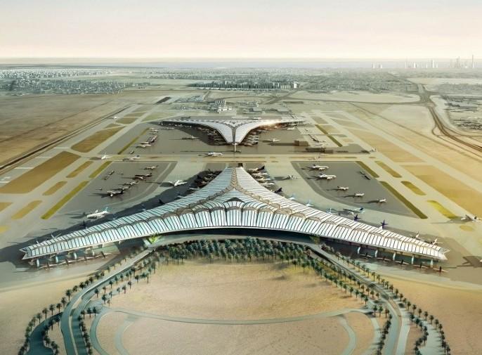 科威特机场扩建项目将使运力达到每年2500万人次