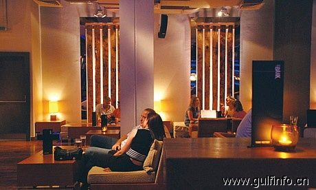 迪拜酒吧-Left Bank(左岸酒吧)