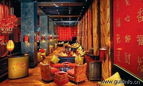 迪拜酒吧-Buddha Bar(佛教主题酒吧)