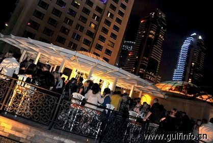 迪拜酒吧-Horizon Lounge(地平线酒吧)