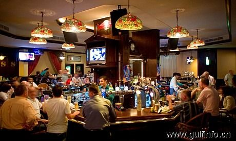 迪拜酒吧-Boston Bar(波士顿酒吧)