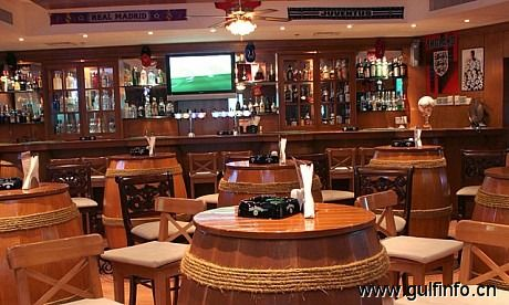 迪拜酒吧-Barrels(拜伦斯酒吧)