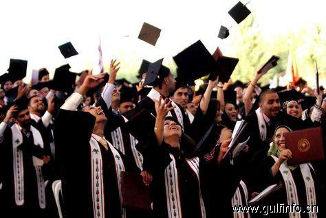 沙特的阿齐兹国王大学被评为海湾地区最好的大学