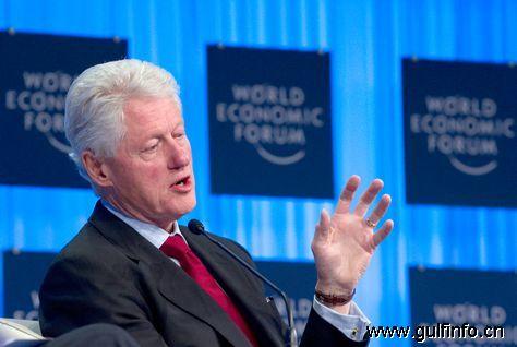 克林顿支持阿联酋申请2020年世博会