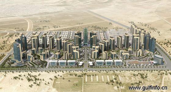 """伊拉克库尔德价值30亿美金的""""帝国世界""""建筑项目启动"""