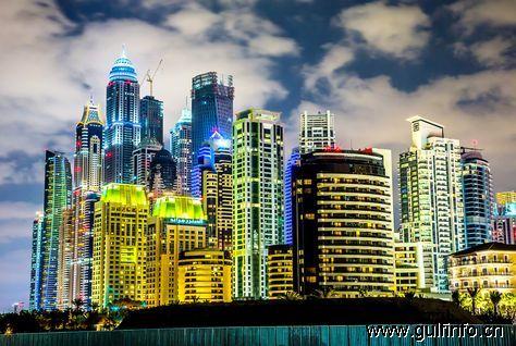 阿联酋银行2.45亿美金贷款助迪拜三塔发展