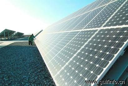 迪拜将加速建设太阳能公园项目 投资约33亿美元