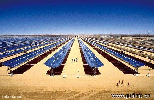 光伏产品贸易争端最新消息:清洁能源:中国光伏企业闯荡中东