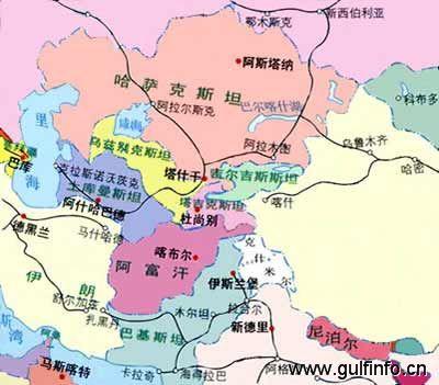 """中亚能否取代中东成石油""""龙头""""?"""