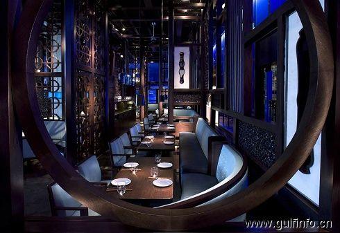 迪拜中餐厅—hakkasan餐厅