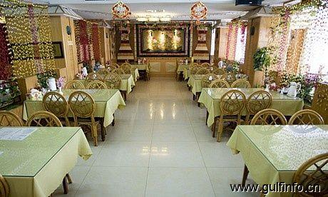 迪拜中餐厅—China Sea(中国海餐厅)