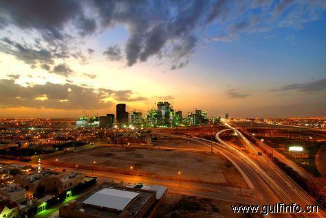新沙特mega city 的建设将要开始动工