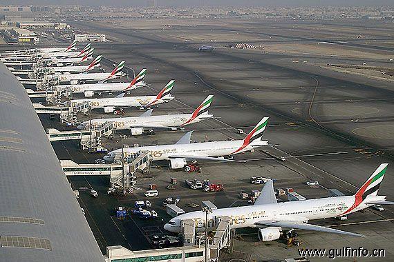 中东欲靠机场再创经济神话