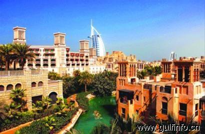 上半年赴迪拜游客超550万