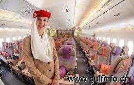 阿联酋航空A380机队全部开通机上Wi-Fi服务