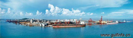 迪拜港口世界公司(DP World)竞签印度Jawaharlal Nehru港口信托扩展工程协议