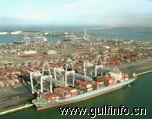 科威特计划扩大港口吞吐量