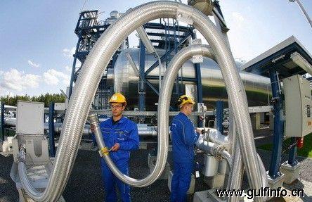 沙特建世界最大二氧化碳液化厂