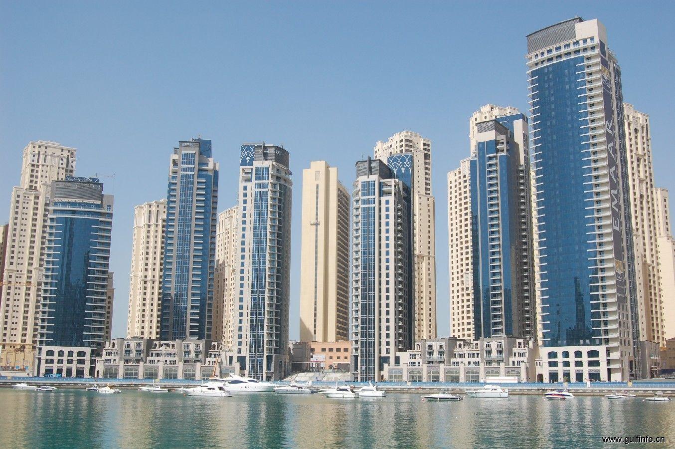迪拜住宅房产价格飙升