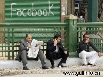 阿拉伯国家互联网用户增长35%