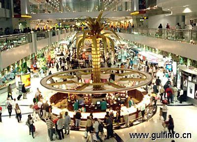 7月迪拜国际机场旅客量增长6.1%
