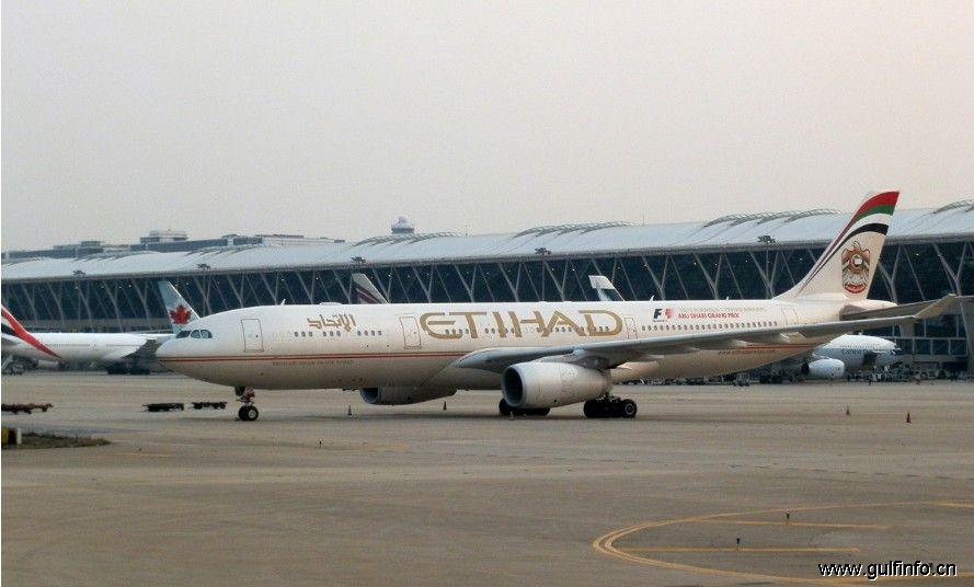 艾提哈德航空有望收购印度Jet航空24%股份