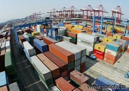 2013年底哈利法港集装箱处理能力将达190万标箱