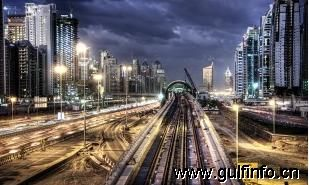 迪拜地铁延伸建设将于2014年展开