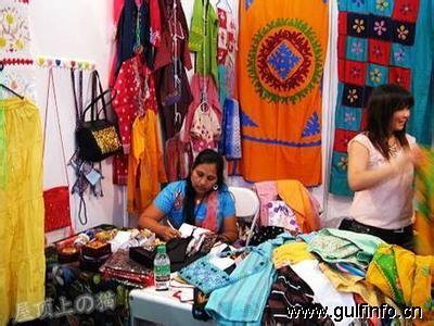 巴基斯坦纺织品和服装出口增长