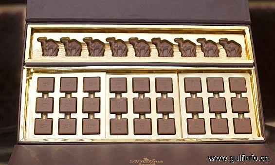 产自迪拜----巧克力