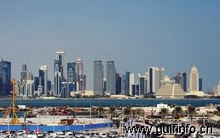 基础设施迅速发展带动卡塔尔GDP增长