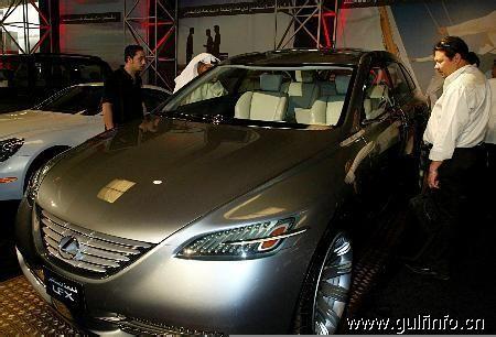 科威特拥有180万辆汽车