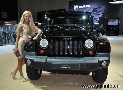 2013年阿联酋有望继续成为全球汽车销售增长最快市场