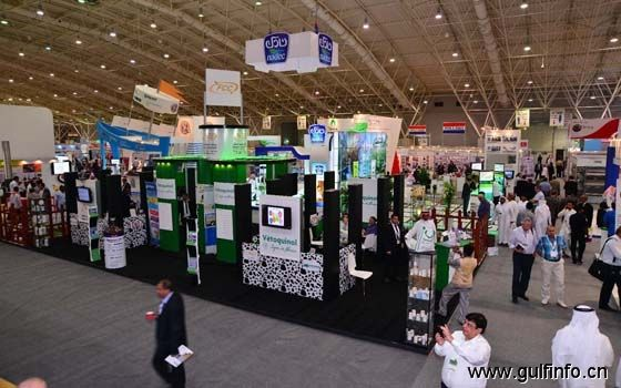 沙特国际农业展顺利闭幕