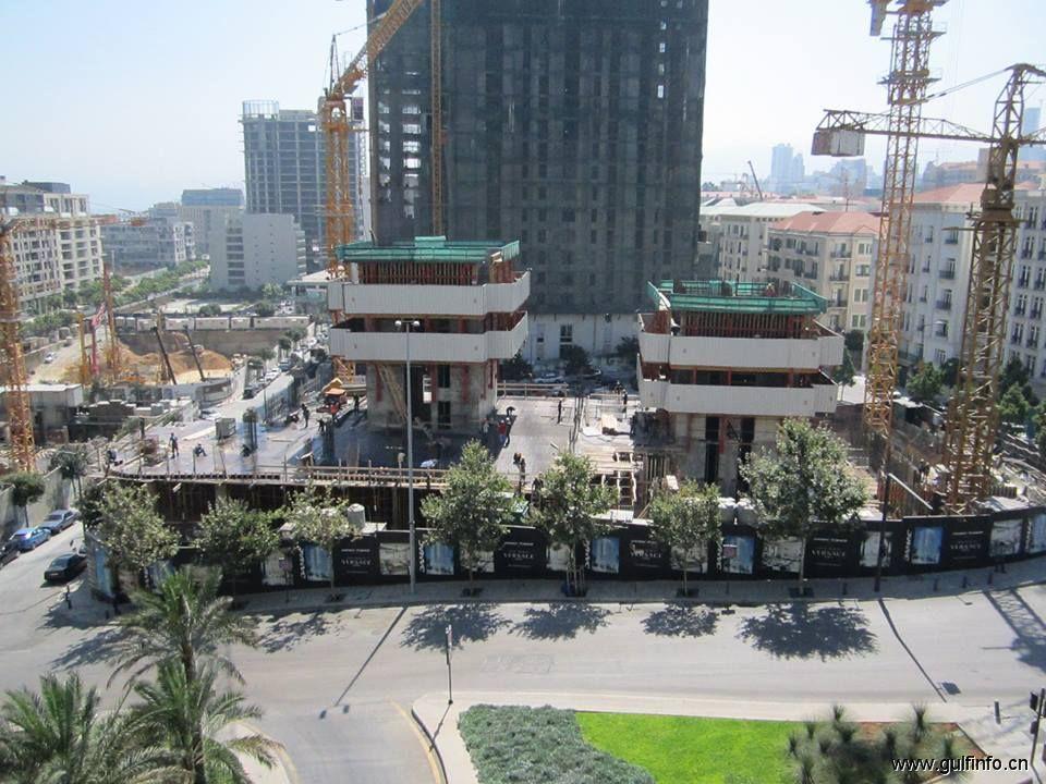DAMAC在黎巴嫩3亿美元大楼进展