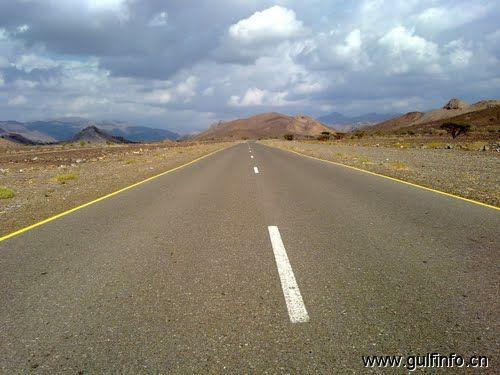 阿曼发布巴提奈高速公路咨询管理招标
