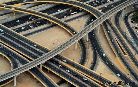 海湾国家交通基础设施建设达1009亿美元