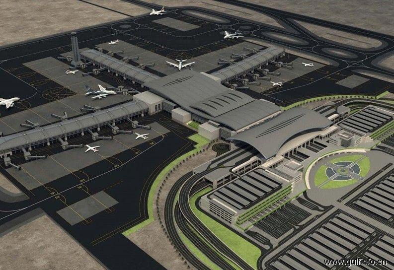 马斯喀特机场2013年运送游客量超850万