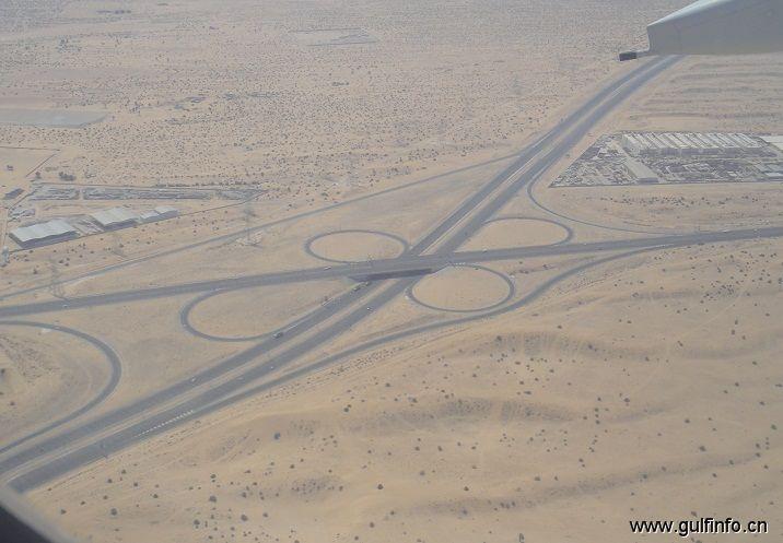 阿布扎比20亿美元建公路通迪拜沙特