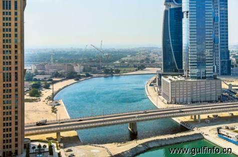 """迪拜老城区将被改造成""""岛屿"""""""