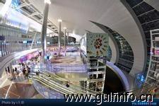 迪拜马克图姆国际机场成功进行试运行