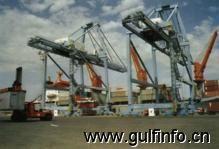 科威特2013年9月到港集装箱4144只