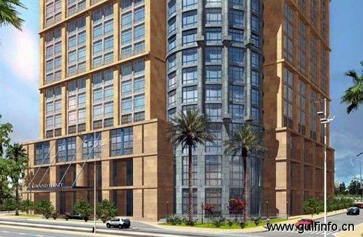 造价8100万美元贝鲁特君悦酒店即将营业