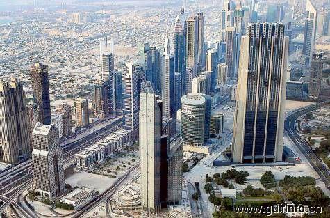 迪拜智能型城市发展计划