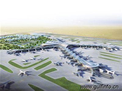 阿布扎比国际机场新航站楼将于2017年投入运营