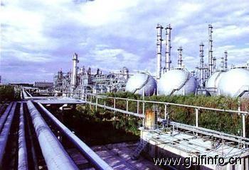 海湾地区占全球天然气储量的41%
