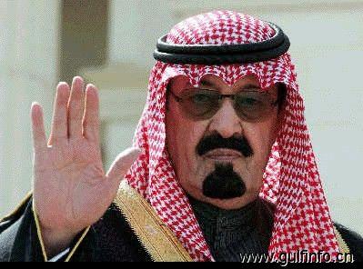 沙特国王被福布斯列为2013年十大最具权势者之一